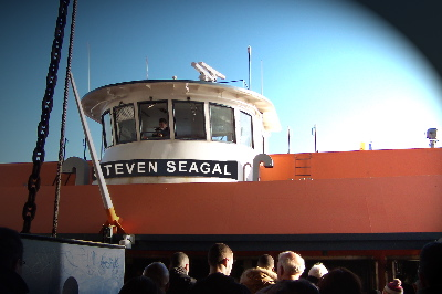 re seagal ferry